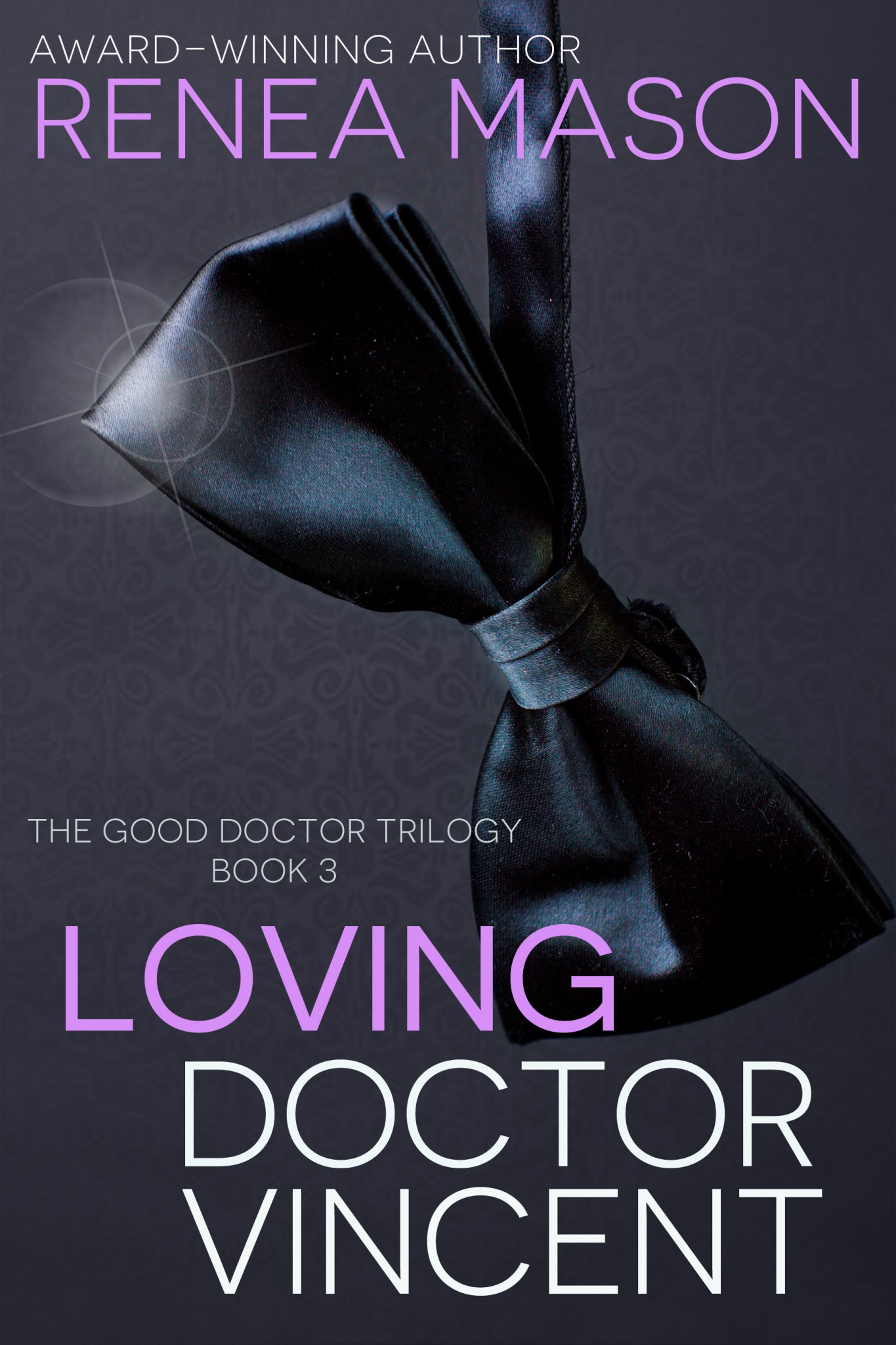 Loving Doctor Vincent now available for pre-order!