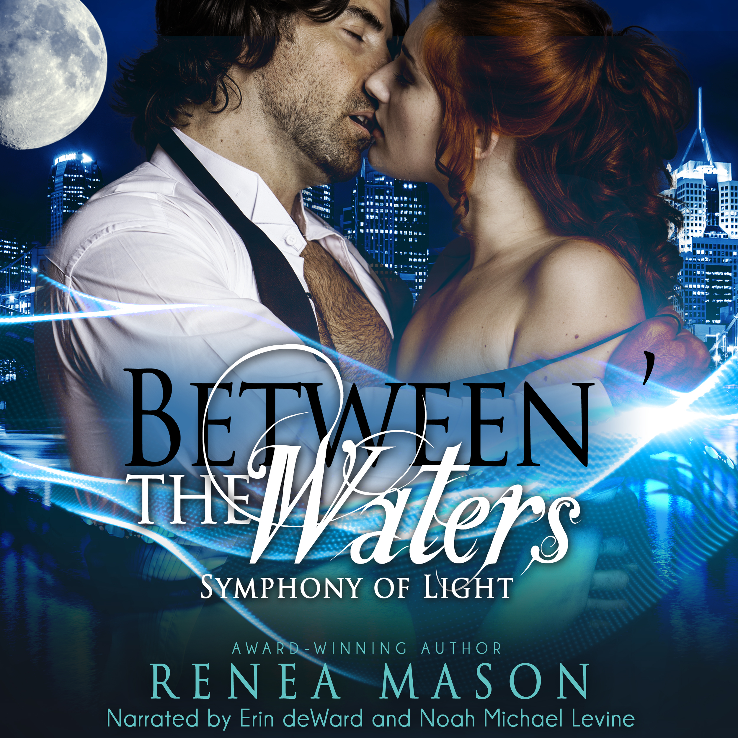 Between the Waters by Renea Mason audiobook