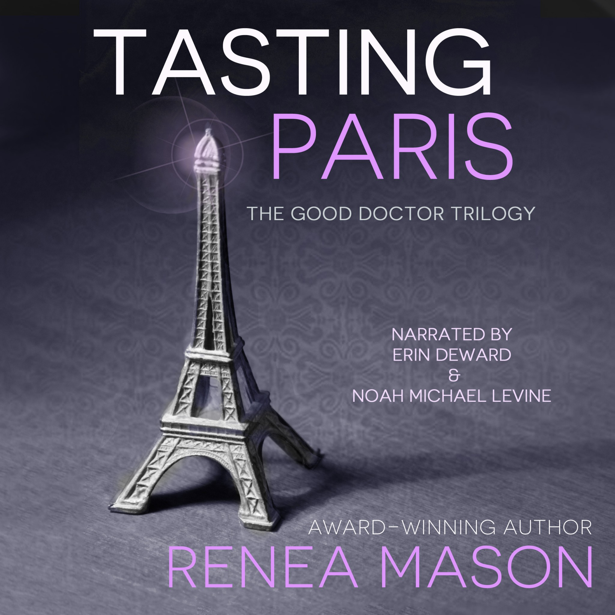Tasting Paris Cover Art