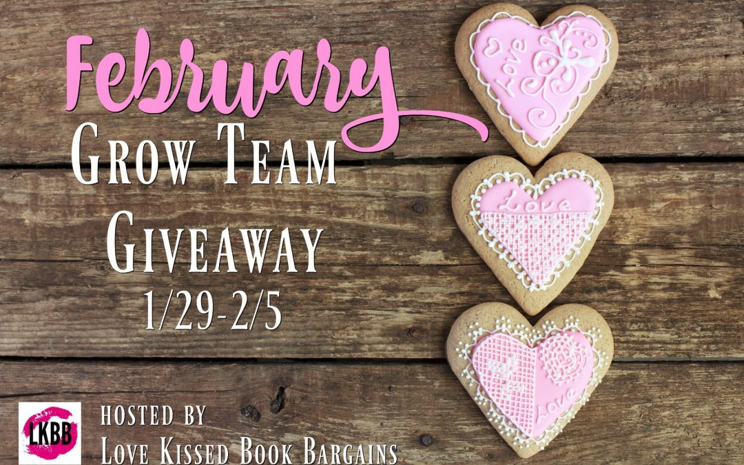 $390 in #AmazonGiftCards are up for grabs in the Grow Team #Giveaway #pdf1 #IARTG #BookBoost