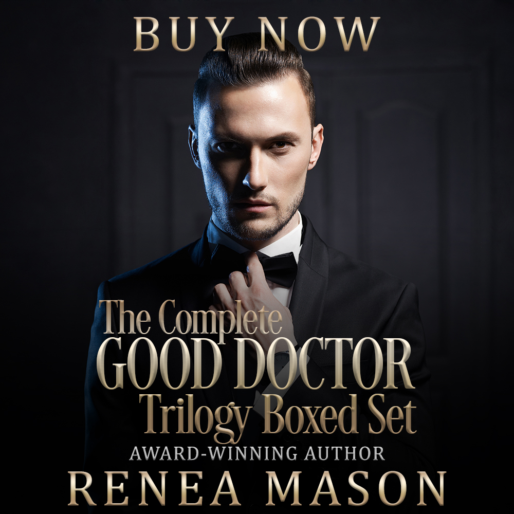 Doctor Vincent Boxed Set #NowAvailable #eroticromance