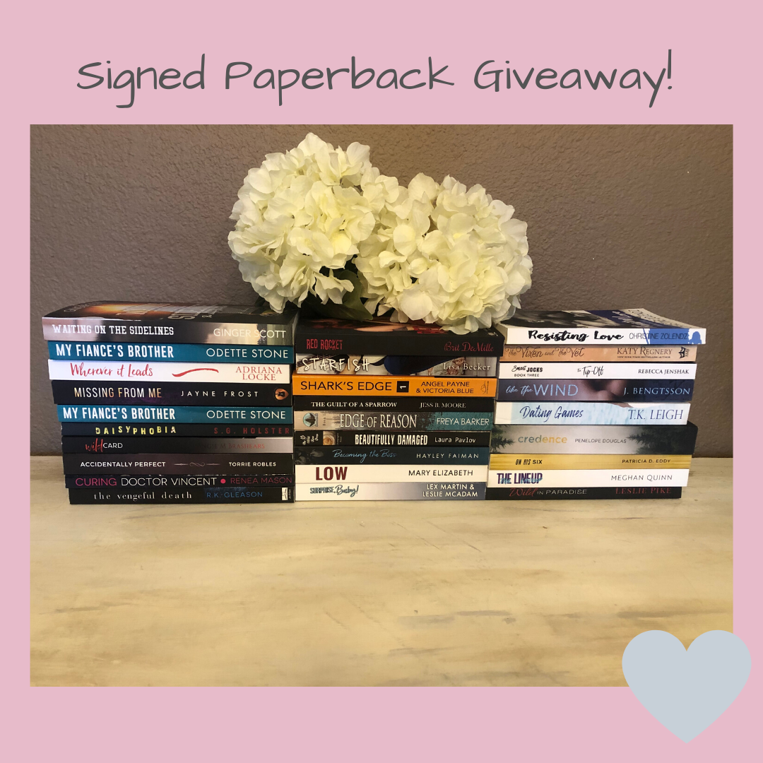 An Instagram Giveaway + more
